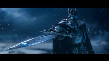 World of Warcraft - Wrath of the Lich King Intro Trailer Hd 1080p