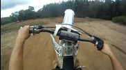 This is how to slow wheelie - Yz250
