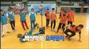 120602 Shinhwa Broadcast E12 - Shinee Key Highlight