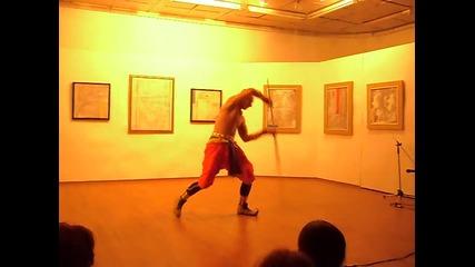 Индийско бойно изкуство