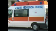 Линейка с родилка помете Мерцедес в Пловдив!
