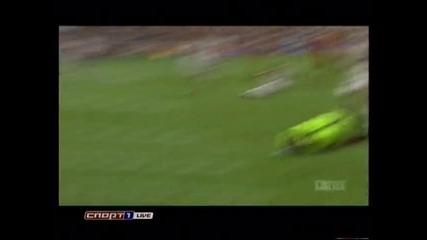 Bayern M 1 - 0 Nurnberg goal Olic