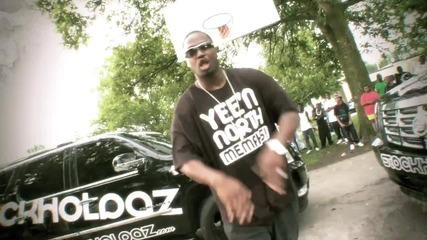 Juicy J Ft. Vslash & Project Pat - North Memphis Like Me [ Hd ]