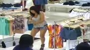 Ник Джонас като продавач на дрехи :) I get that a lot