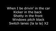 Rittz - Switch Lanes ft. Mike Posner (lyrics)