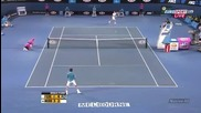 Australian open 2010 : Федерер - Мъри | част 2/3