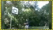 Баскетболни изцепки, които ще ви разбият от смях