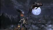 Mortal Kombat 9 - Scorpion Gameplay - Trailer [2011]