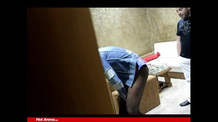 Скрита Камера * Какво се случи в съблекалнята на Азис
