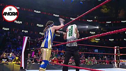 Goldberg y su reto a Bobby Lashley en RAW: WWE Ahora, Jul 26, 2021
