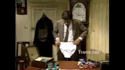 Mr Bean - Стягане На Багаж