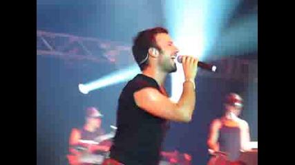 Tarkan - Концерт в София 2