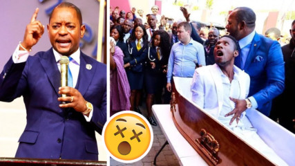 Пастор в Южна Африка съживи починал! Полицията се намеси