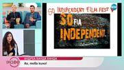 Андреа Банда Банда представя горещите новини от социалните мрежи - На кафе (01.11.2018)