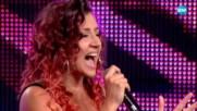 Малко не достигна на Катя Кръстева и тя отпадна от X Factor