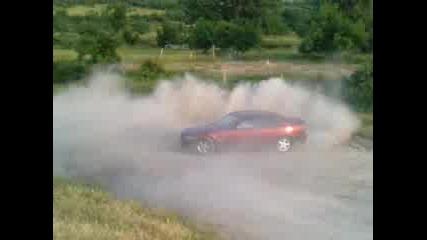 Drift osi bmw 318