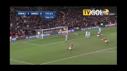 27.01 Mанчестър Юнайтед 3 - 1 Mанчестър Сити Всички голове