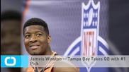 Jameis Winston -- Tampa Bay Takes QB With #1 Pick