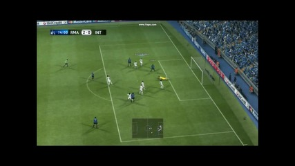 Real Madrid vs Inter [best moment on the match]