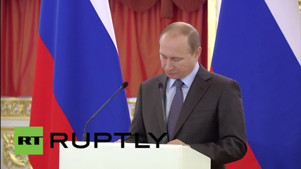 Russia: Putin praises Civic Chamber on 10th anniversary of its establishment