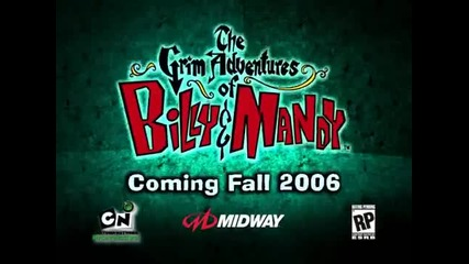 The Grim Adventures of Billy & Mandy Official Game Trailer