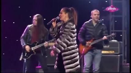 Ceca - Necu da budem ko masina - (LIVE) - Novi Sad - (Tv Pink 2015)