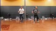 Превъзходна хореография танц, който ще ви накара да се усмихнете!