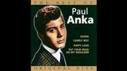 Paul Anka -Time to cry