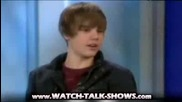 Youtube - Justin Bieber on The View - 3/22/2010