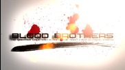 Blood Drip_splatter Effects Simple Intro Free Template