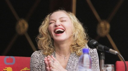 Madonna at it Again...