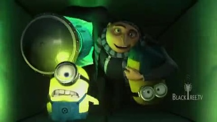 Pharrell Williams Minions Mambo for Despicable Me