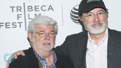 Stephen Colbert Teased by George Lucas, Reveals Why He Wouldn't Want to Replace Jon Stewart on The Daily Show