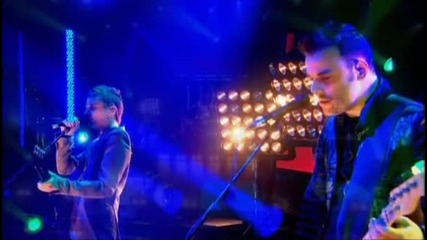 Muse - Undisclosed Desires [live On Jonathan Ross - 26.11.09]