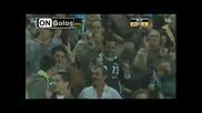 Божинов с първи два гола за Спортинг Лисабон при победа с 6-1 срещу Жил Висенте