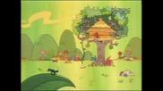 Johnny Bravo - seson1 - Jungle Boy in Mr. Monkeyman