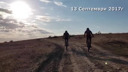 Рекорд от връх Ком до нос Емине с колело - 2 дни и 22 часа 2017г