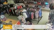 Крадец на чорапи в магазин в Бургас