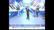Миле Китич - Мой Соколе (на Живо,  субтитри)