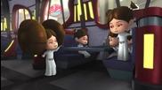 Star Wars Detours™ Clip - Princess Leia Decoys Dexter