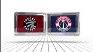 Торонто 84-82 Вашингтон