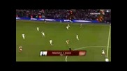 Tottenham 5 - 1 Arsenal Carling Cup Highlight