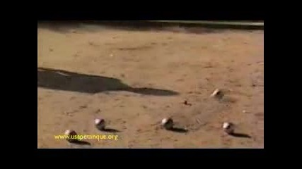 How To Play Petanque.flv