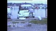 Цоп От Лодката Във Водата