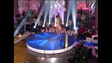 Svetlana Ceca Raznatovic - Igracka samoce Novogodisnji show Tv Pink 2013