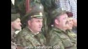 Демонстрация На Руските Спецназ В Босна