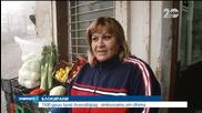 1500 души край Асеновград остават откъснати от света заради свлачище