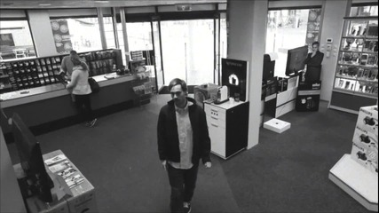 Как се краде плазмен телевизор