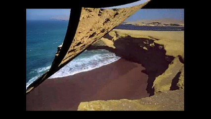 El Condor Pasa - полета на кондора