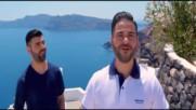 John & Chris Bozidis - Zali / Belvedere/ Official Video Clip full Hd - клиповете са от топ - 40